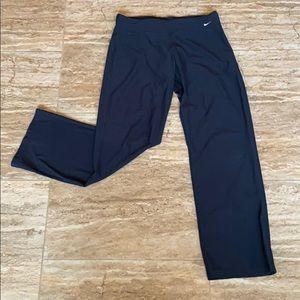 Nike Dri Fit straight leg workout pant